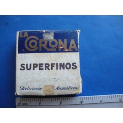 Cigarrillos La Corona Superfinos EMPTY PACK