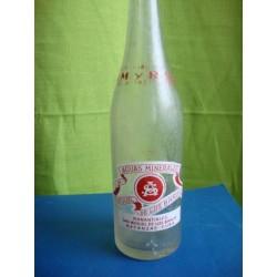 Bottle San Miguel, agua mineral, Matanzas