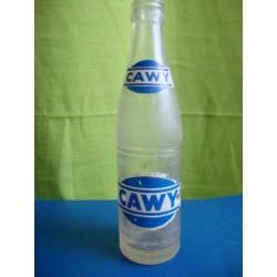Bottle Cawy soft drink, Yaguajay,Las Villas Cuba