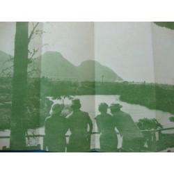 Travel brochure ,visit Isla de Pinos Cuba ,1950s No.1
