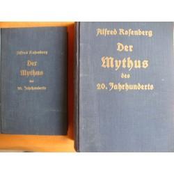Der Mythus des XX. Jahrhunderts,Premium + small Edition,Alfred Rosenberg
