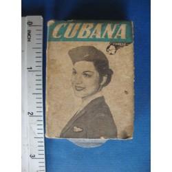 Matchbox CUBANA airlines,Britania opend box,Cuba