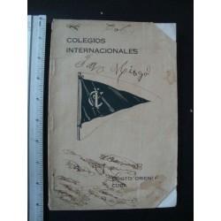 Colegios internacionales de el Cristo 1931