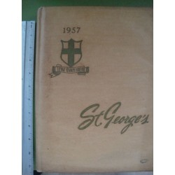 St. George's 1957 scholl year book Havana