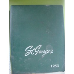 St. George's 1953 scholl year book Havana