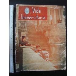 Vida Universitaria,1961 magazine