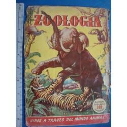 Zoologia, Album segundo 288 cromos / Postalitas