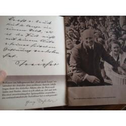 holiday trips with KdF, nice book reports Julius Streicher,Cruiser Wilhelm Gustloff