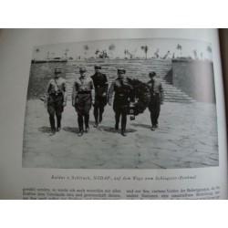 Der Weg zum Nationalsozialismus,The way to National Socialism 1933 - extreme rare book