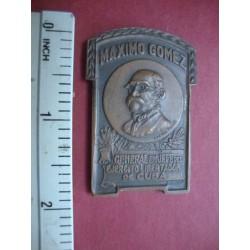 commemorative medal maximo Goimez,1936 rare