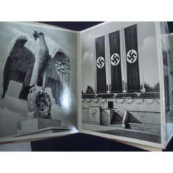16 views on the Nazi Party Rally Grounds,Leporello  Nuremberg