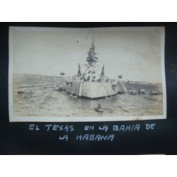 Photographes Album 1930s,Havana Cuba,Submarine,USS Texas,Streets,Port,96 Photos