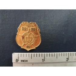 Police Badge,cuba PNR Policía Nacional Revolucionaria,Dirección General 1970s