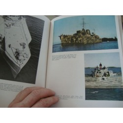 SPEED BOATS go!!!Schnellboote vor,1943 extreme rare PHOTO BOOK
