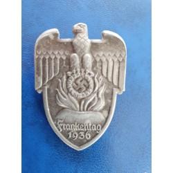 1936 Celebratory Frankentag Badge