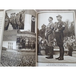 The Victory Congress -Der Parteitag des Sieges 1933 100 photo documents from the Nuremberg Rally