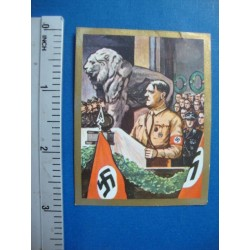 Lloyd Tobacco Card ,The Fuhrer Adolf Hitler,1934