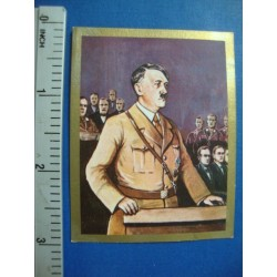 Lloyd Tobacco Card No.2 ,The Fuhrer Adolf Hitler,1934