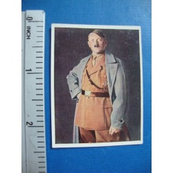 Salem Tobacco Card ,No.2 The Fuhrer Adolf Hitler,1934 good condition