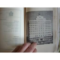 Masonic Book, Gran Logia de Cuba de A.L. y A.M Havana Cuba,Building Temple