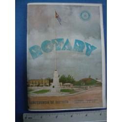 Rotary,conferencia de distrito,Cardenas Varadero 1947