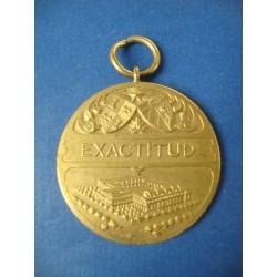 Colegio De La Salle del Vedado, Cuban school Medal No.5