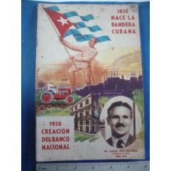 Ya tenemos nuestro Banco Nacional,1950 Prio Socarras