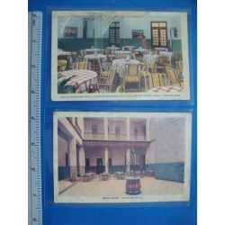 Gran Hotel,Camaguey 3 Postcards,Cuba