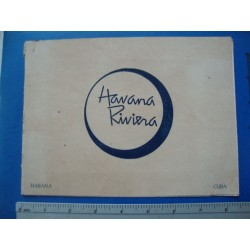 1960s  Hotel Havana Riviera , Cuba Souvenir Photo Folder